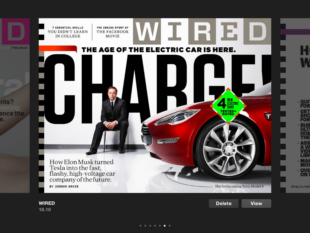 WIRED Magazine – iPad App of the Week | e-Learning Stuff