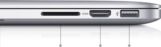 how to connect my macbook air 2013 to hdmi