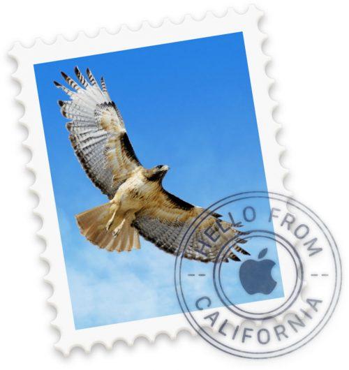 OS X e-mail