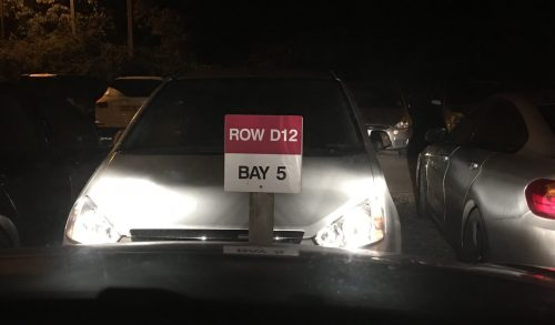 parking bay